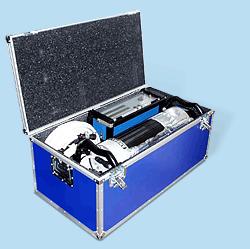 рентгеновский аппарат в кейсе