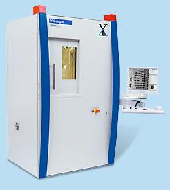 микрофокусная система контроля печатных плат