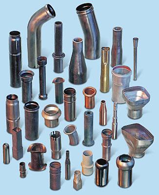 примеры обработки концов труб