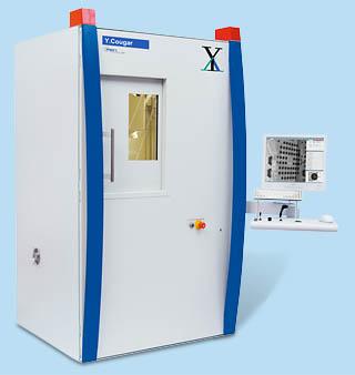 Y.Cougar Микрофокусная рентгеновская система для контроля печатных плат и электронных компонентов