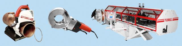 оборудование для резки T-DRILL