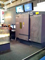 рентгеновская система на выставке Eurobike 2012