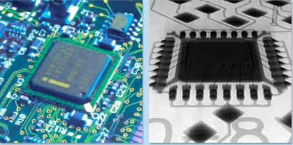 применение микрофокусных рентгеновских аппаратов в электронной промышленности